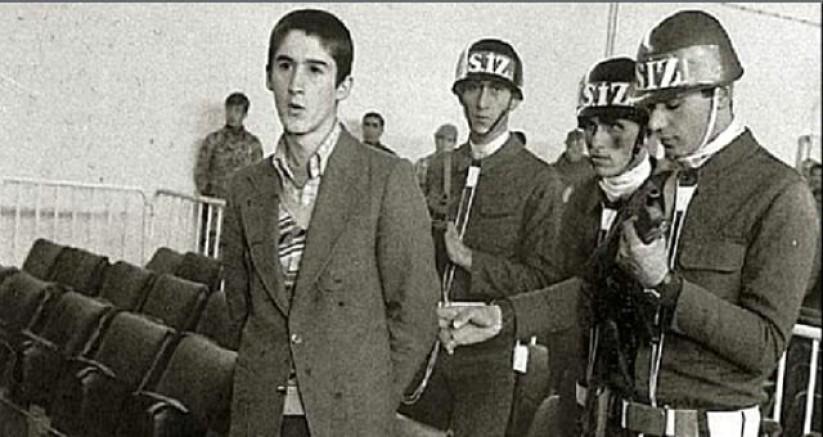Erdal Eren 12 Eylül Askeri Faşist Rejim tarafından, 39 yıl önce 17 yaşında idam edildi