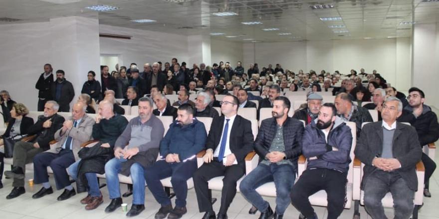 PSAKD Kadıköy Şube Başkanı yine İsmail Ay oldu