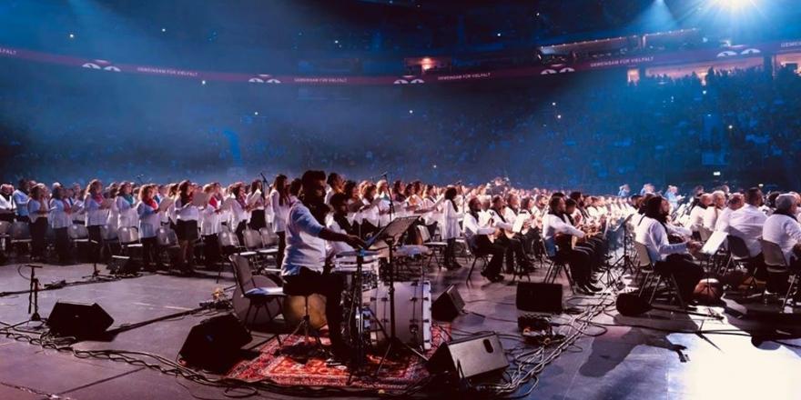 İstanbul'da 'Uluslararası Barış Senfonisi' atölye çalışmaları için çağrı