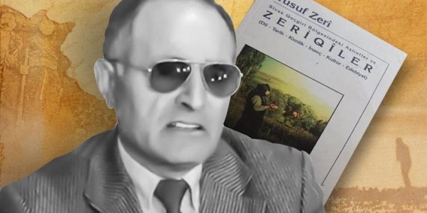 Araştırmacı-Yazar Yusuf Zeri Karadağ, Hakka yürüdü
