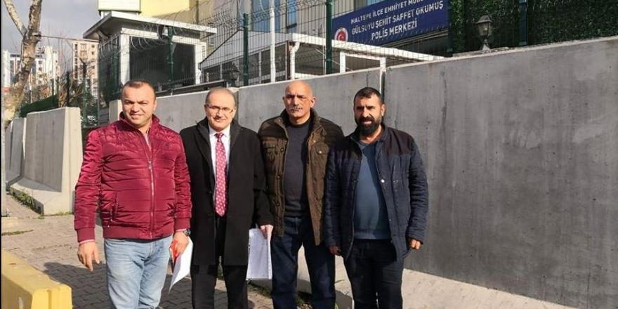 Arsa sorunu sürüyor; Maltepe Cemevi yöneticileri polise ifade verdi
