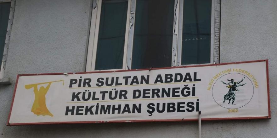 PSAKD Hekimhan Şube  Celal Abbas Alıcı Güven Tazeledi