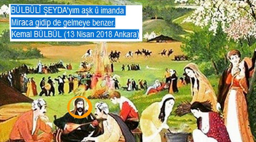 Katiller serbest kalırken Kemal Bülbül'den Miraç güzellemesi