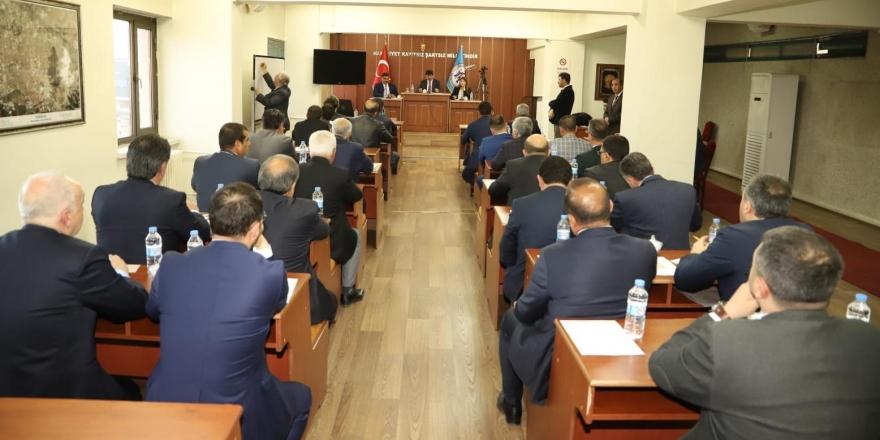 Erzincan Belediyesi'nde cemevleri için sunulan teklif kabul edildi