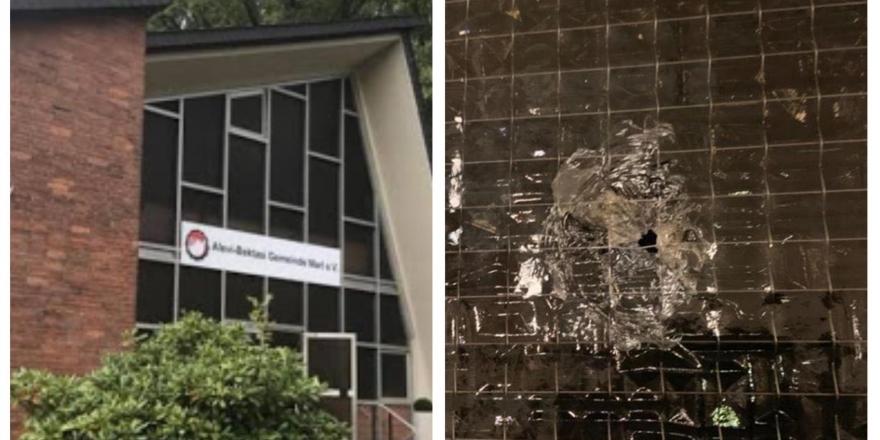 Almanya'da Marl Cemevine silahlı saldırı