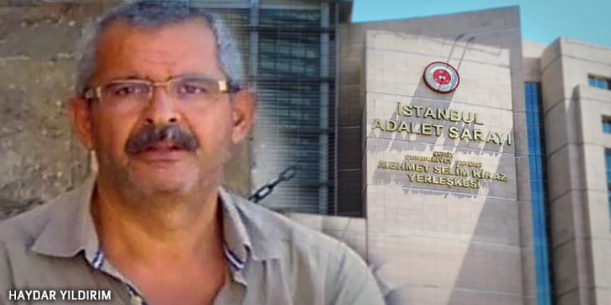 Mahkemeden tutuklu PSAKD üyesi Haydar Yıldırım kararı
