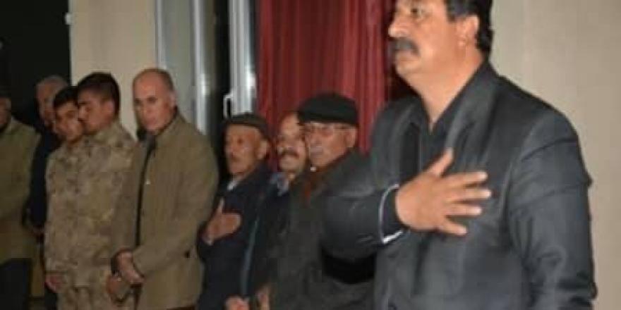 Çok sayıda örgütten ortak açıklama: Garip Bozkurt Yol'a zarar veriyor
