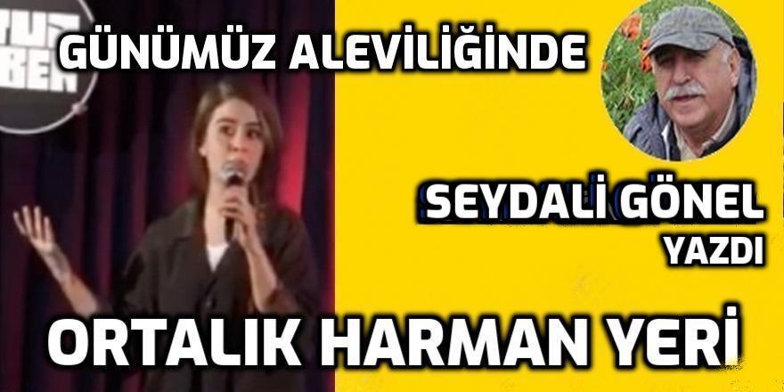 Alevi Haber Yazarı Seydali Gönel Pınar Fidan meselesini değerlendirdi