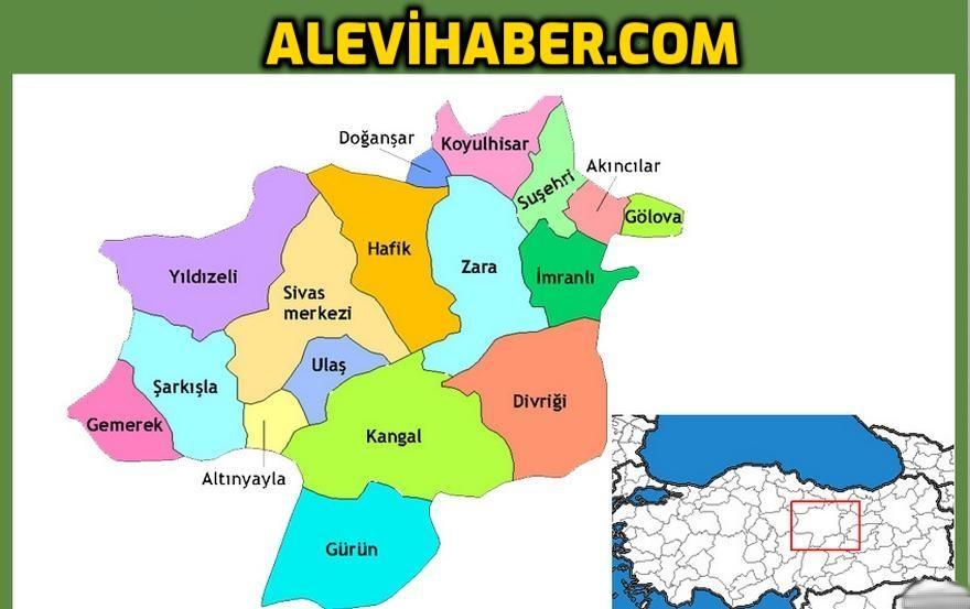 Sivas Zara Alevi Köyleri