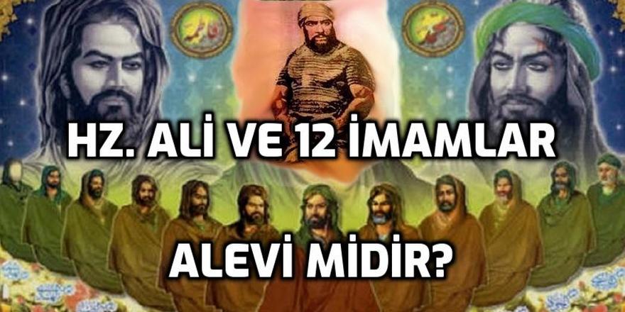 Hz. Ali ve Ehlibeyt Alevi midir?