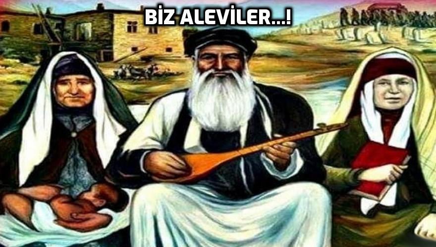 Biz Aleviler!