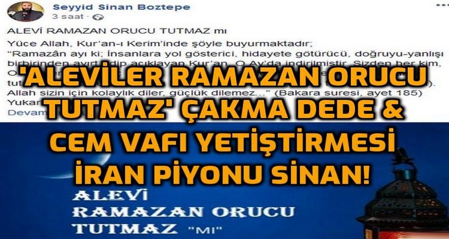 C.E.M. Vakfı yetiştirmesi Sinan Boztepe kimdir?