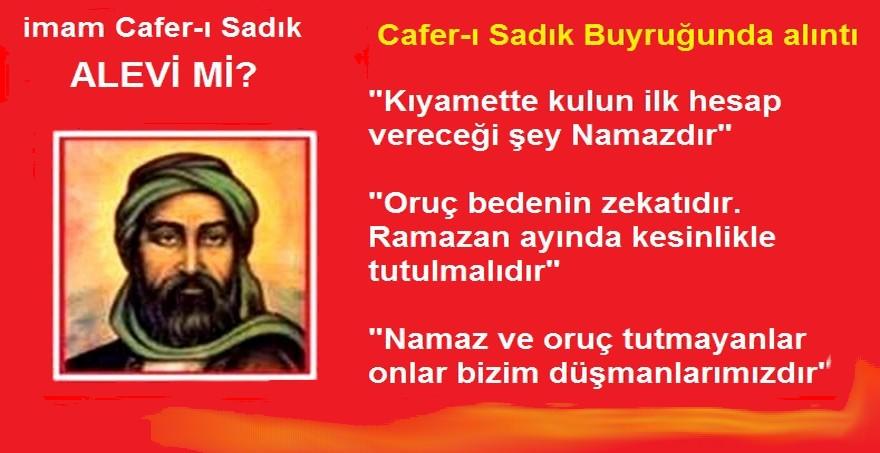Şiilerin 6. İmamı: Cafer-i Sadık koyu bir Şeriatçıydı