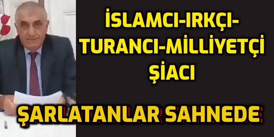İslamcı-Irkçı şarlatanlar 'Ocakzadeler Meclisi' adıyla sahnede