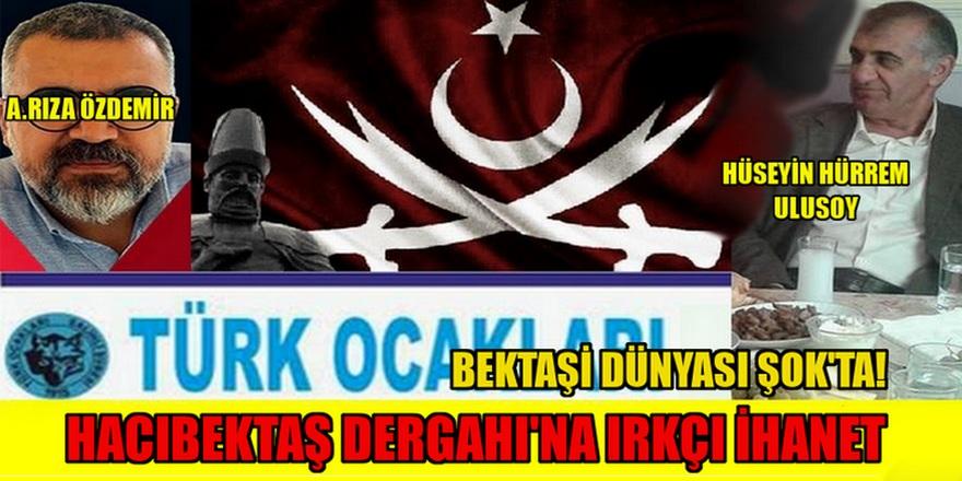 'Ocakzadeler Meclisi' Hacı Bektaş Veli Dergâhı postnişi Veliyettin Ulusoy'a karşı kuruldu