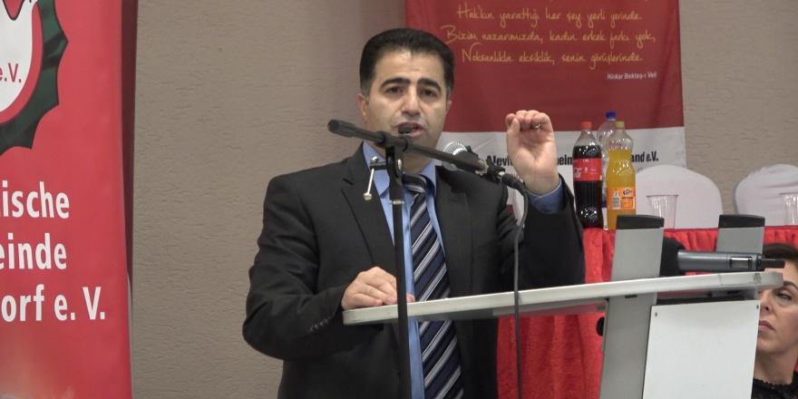 AABK Eibaşkanı Mat: Ocakzadeler Meclisi, örgütlü Alevileri ve kurumları hedef alıyor