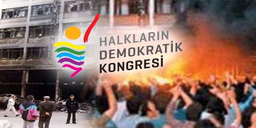 HDK Halklar ve İnançlar Meclisi: Sivas için adalet istiyoruz, katliam yapanlar yargılansın