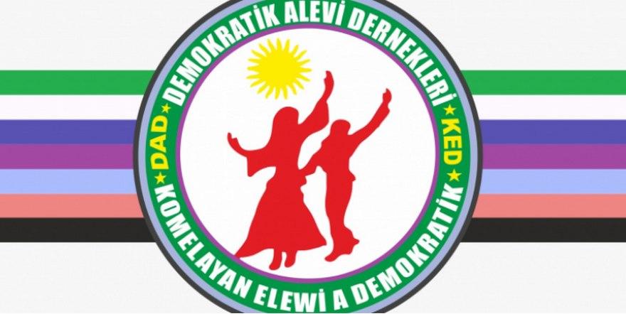 Demokratik Alevi Dernekleri Genel Merkezinden Hasret Gültekin Anıtı açıklaması