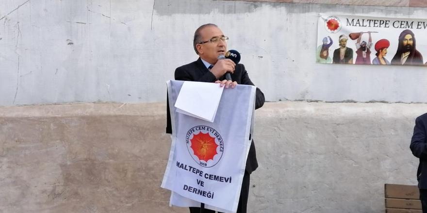 Maltepe Cemevi süresiz oturma eylemine başlıyor