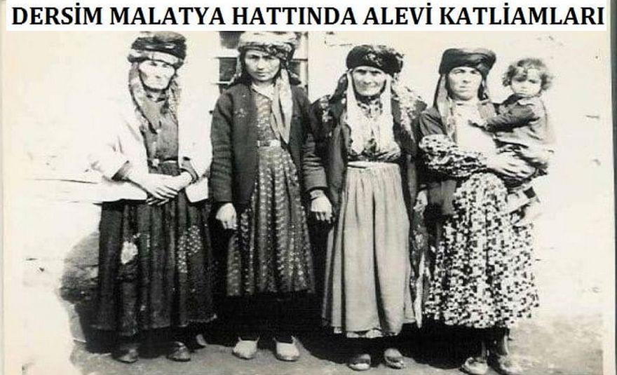 Kızılbaş Kürt Katliamları ve Dümüklü olayı