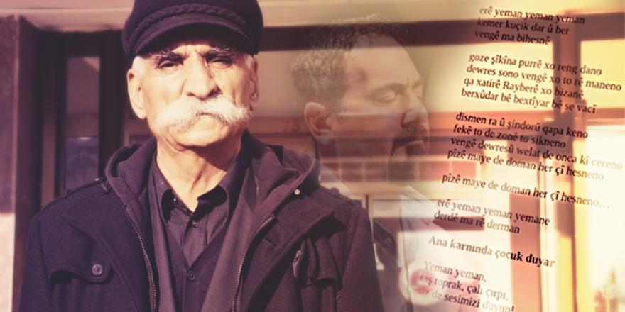 Mikail Aslan'dan Rüstem Polat'a şiir: Seyit Rıza'nın evinin anahtarı gibiydi