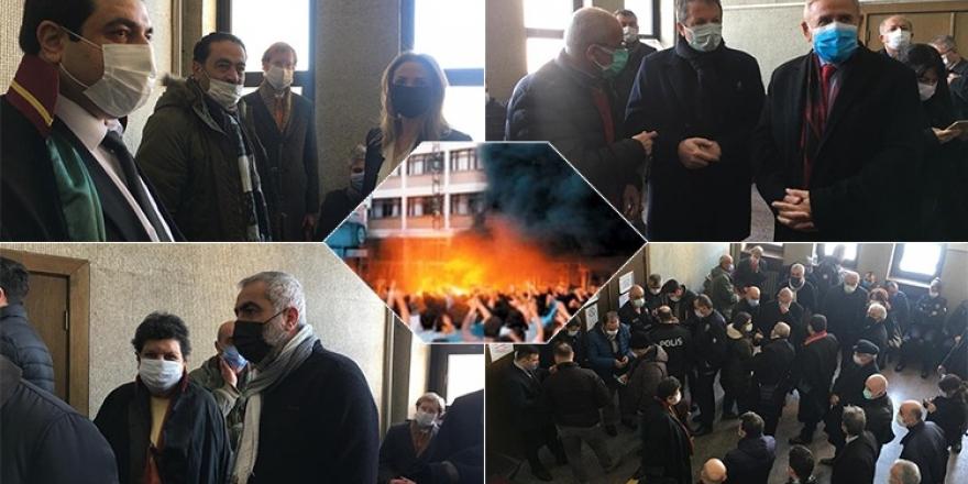 Sivas Katliamında  'Karamollaoğlu dinlensin' talebine ret!