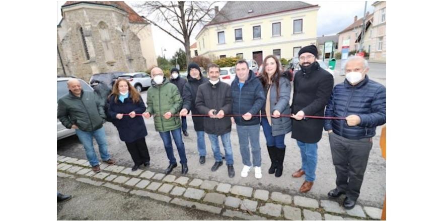 AABF St.Pölten bileşenleri yeni Cemevinin açılışını yaptılar