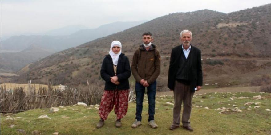 Dersim'de korucular köylüleri göçe zorluyor!