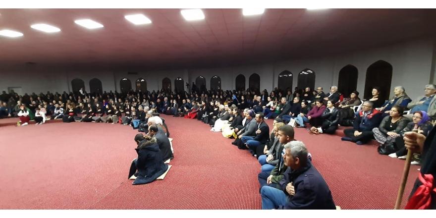 KKTC Alevi Kültür Merkezi'nden ekonomik krize karşı dayanışma çalışması