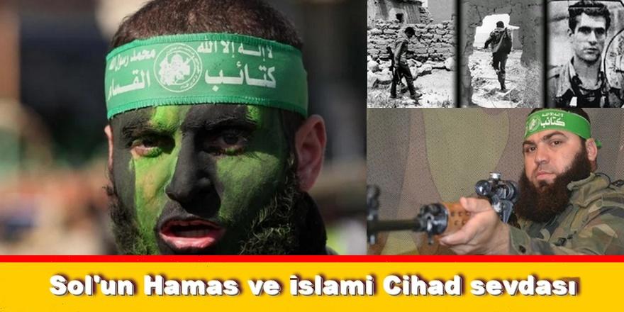 Sol ve bazı Aleviler Hamas / İslami Cihad ile İsrail çatışmasında sınavda kaldı