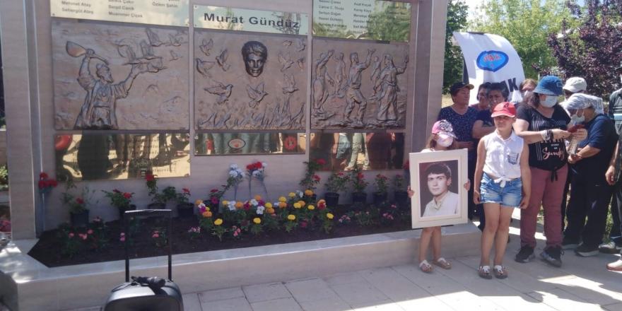 Madımak'ta katledildi; 'Murat Gündüz 2 Temmuz Canlar Anıt Parkı' açıldı