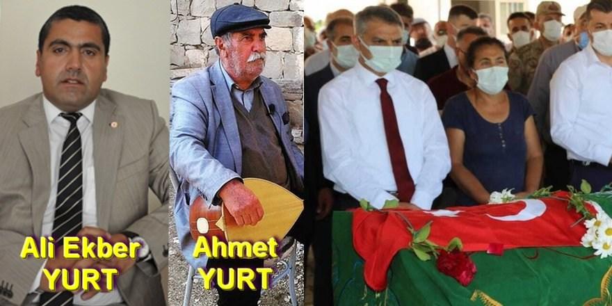 Ahmet Yurt asimilasyon hizmetçisiydi