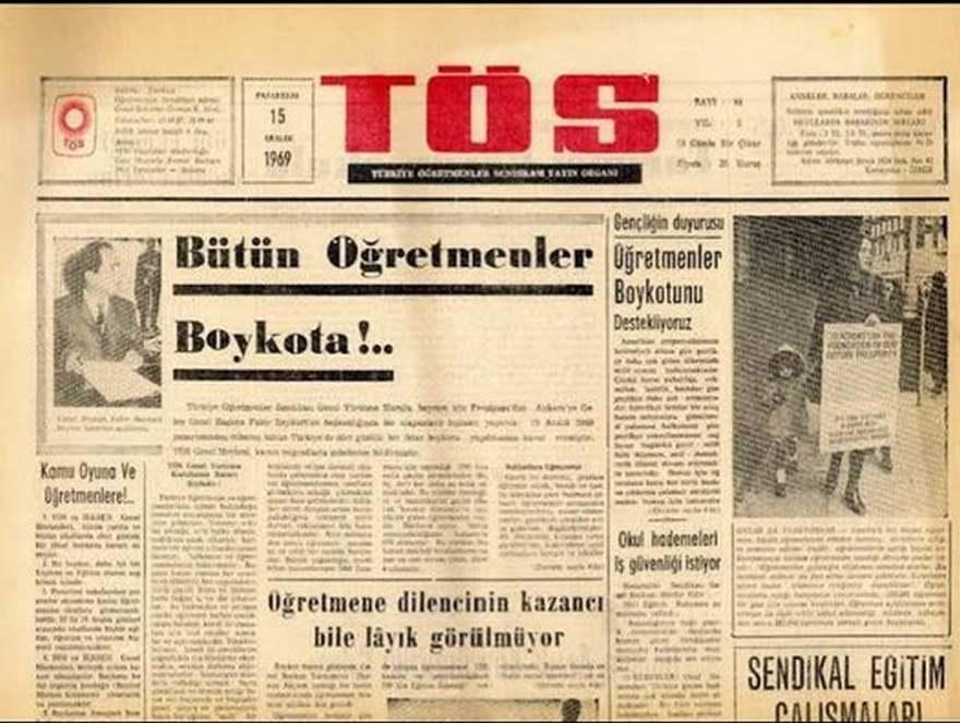Türkiye Öğretmenler Sendikası (TÖS)