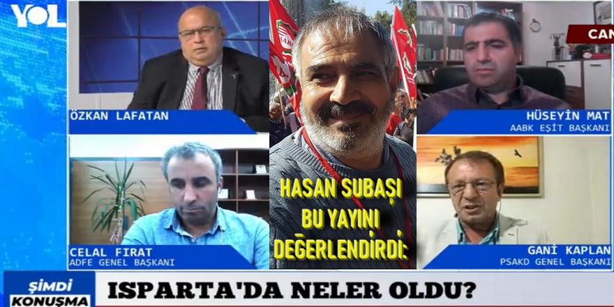 Hasan Subaşı yazdı: ''OLMADI ARKADAŞLAR''