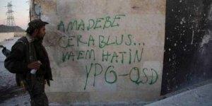 'Hazır ol Cerablus biz geliyoruz; YPG-QSD'