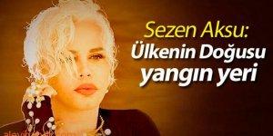 Sezen Aksu'dan Devlet'e tepki