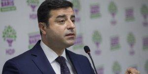 Demirtaş: ''Bu kepazeliklere sesini çıkaramayan İstanbul Barosu''