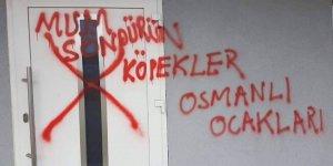 ''Osmanlı Piçlerinden Alevilere Saldırı''