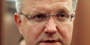 Rehn: Alevilerle İlgili AİHM Kararının Yerine Getirilmesini Bekliyoruz
