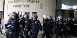 Güvenlikten Saldırana Değil, Solcu Öğrencilere Müdahale