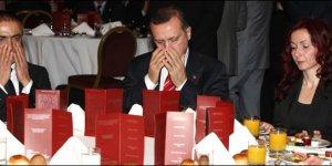 AKP İftarı Yapıldı