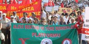 İzmir'de 2 Temmuz Mitingi