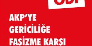AKP'ye, Gericiliğe ve Faşizme Karşı Sokağa