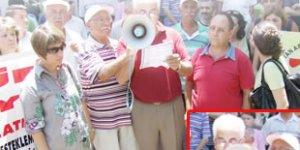 Alanya'da 2 Temmuz Anma Etkinlikleri