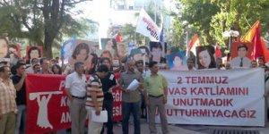 Antalya : Sivas Katliamını unutturmayacağız