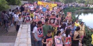 Batıkent'te 6 bin kişiyle 2 Temmuz anması