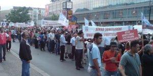 Berlin'de 2 Temmuz protestosu!