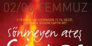"""NHKM'de """"Sönmeyen Ateş Sivas"""""""