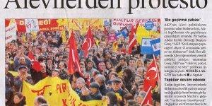 AKP anayasasında şeriat var