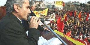 Alevilerden hükümete mitingli protesto